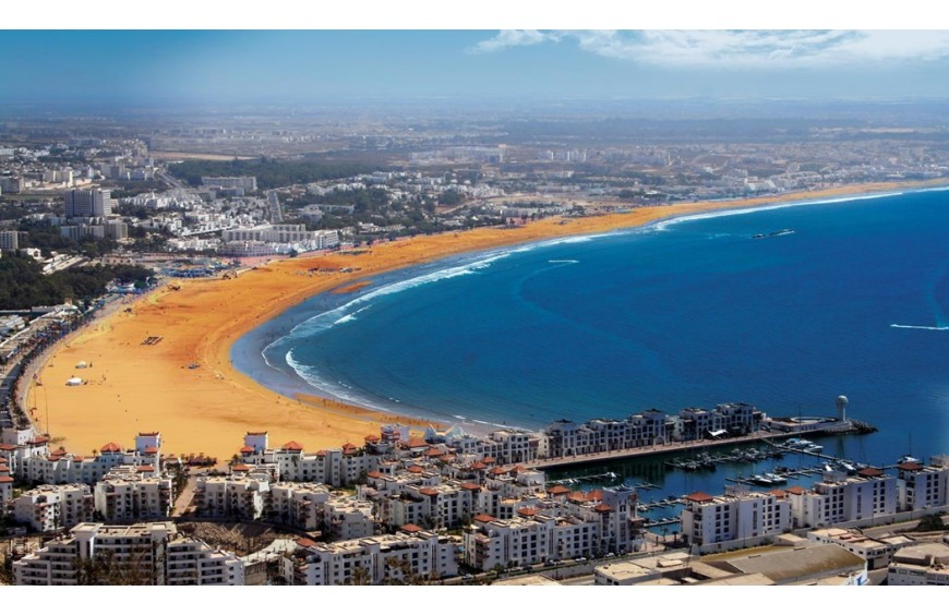 Top 12 exciting things to do in Agadir !